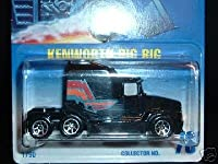Mattel Hot Wheels 1991 #76 Kenworth Big Rig