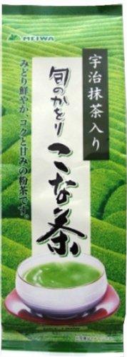 明和 宇治抹茶入 粉末緑茶 150g