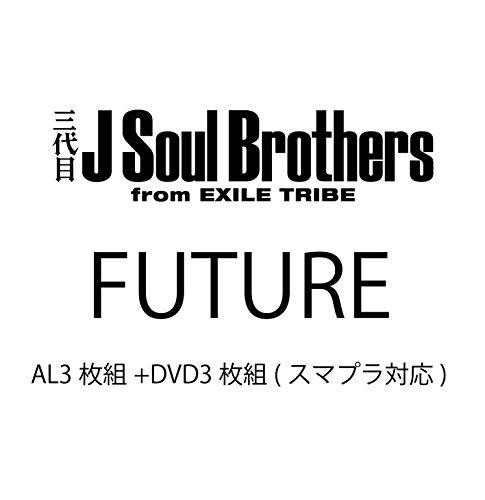 FUTURE(AL3枚組+DVD3枚組)(スマプラ対応)