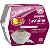 Sunrice Quick Cups Fragrant Jasmine Rice 250 g, 250 g