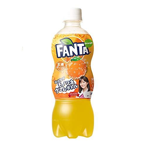 コカ・コーラ オレンジ 500ml ×24本