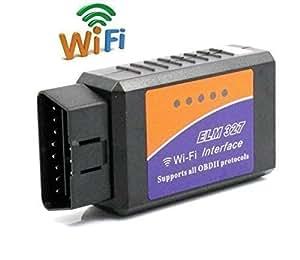 Parishop ELM327 OBD2 Wi-Fi for iPhone & iPad by Eurostile Ver 1.5