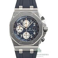 オーデマ・ピゲ ロイヤルオーク オフショア クロノグラフ 26470ST.OO.A027CA.01 ブルー文字盤 メンズ 腕時計 新品 [並行輸入品]