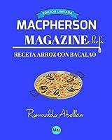 Macpherson Magazine Chef's - Receta Arroz Con Bacalao (Edición Limitada)