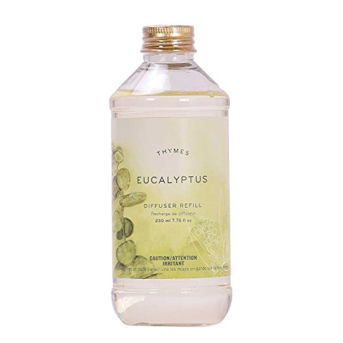タイムズ Aromatic Diffuser Refill - Eucalyptus -並行輸入品