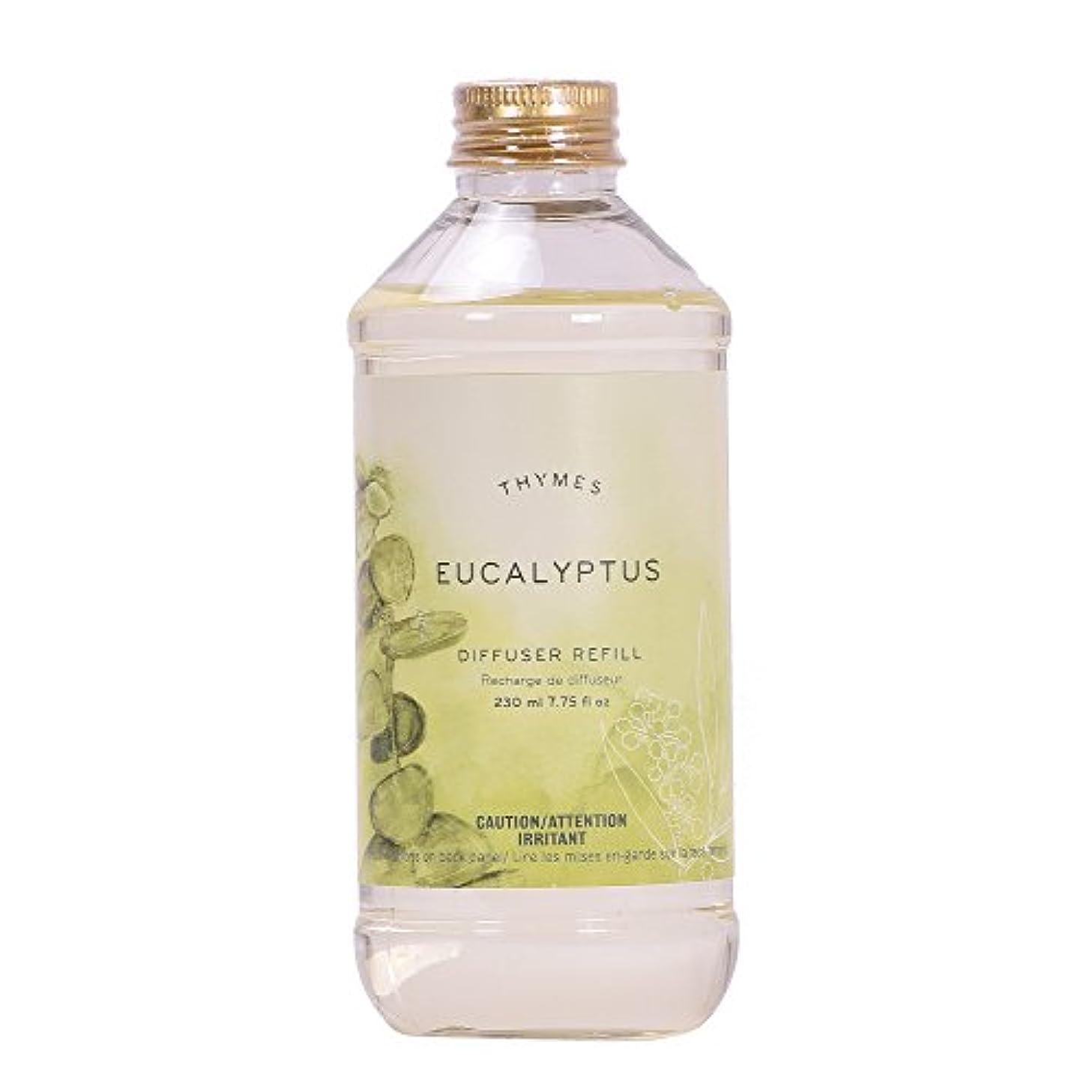 摩擦スーツずんぐりしたタイムズ Aromatic Diffuser Refill - Eucalyptus -並行輸入品