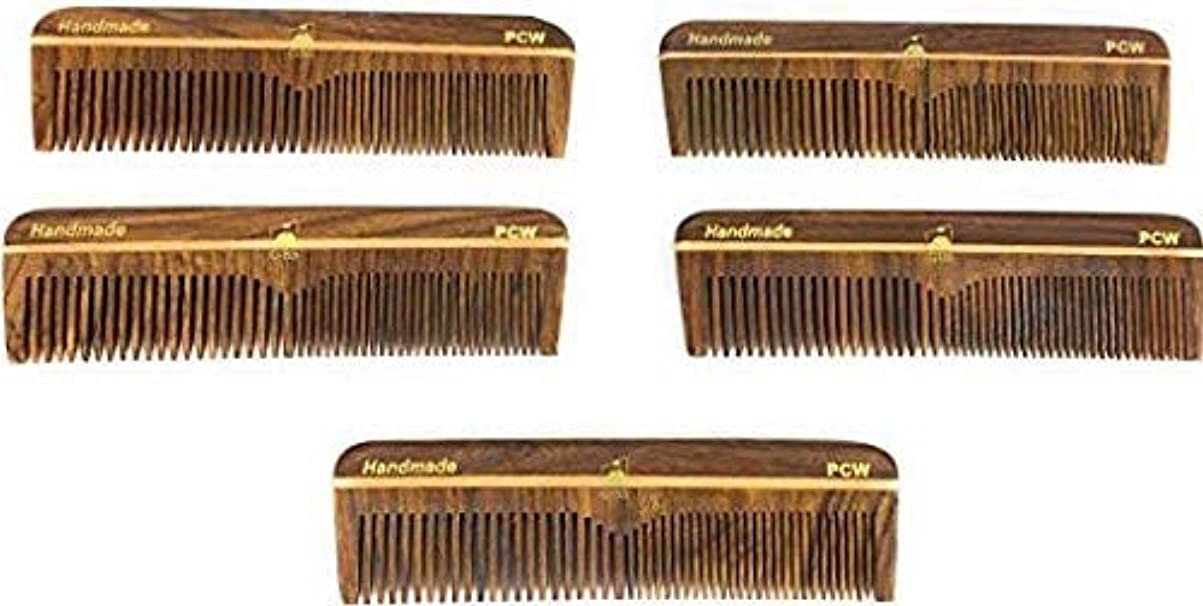 振るう願う眉GBS Professional Mens Pocket Comb - 5