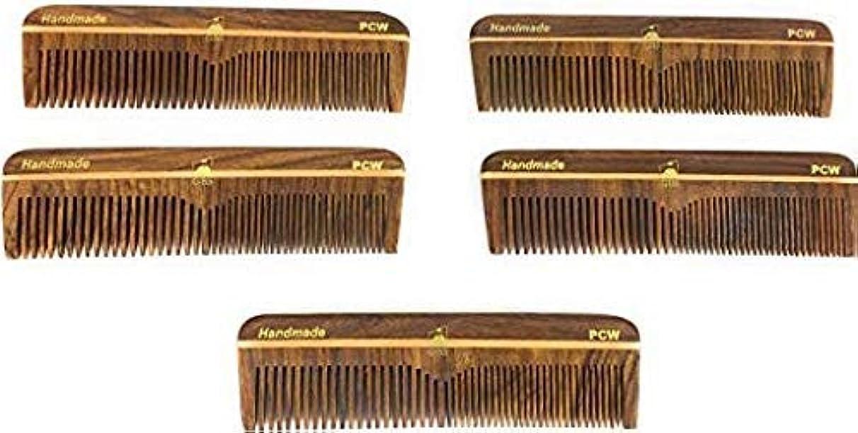 反動透けるGBS Professional Mens Pocket Comb - 5