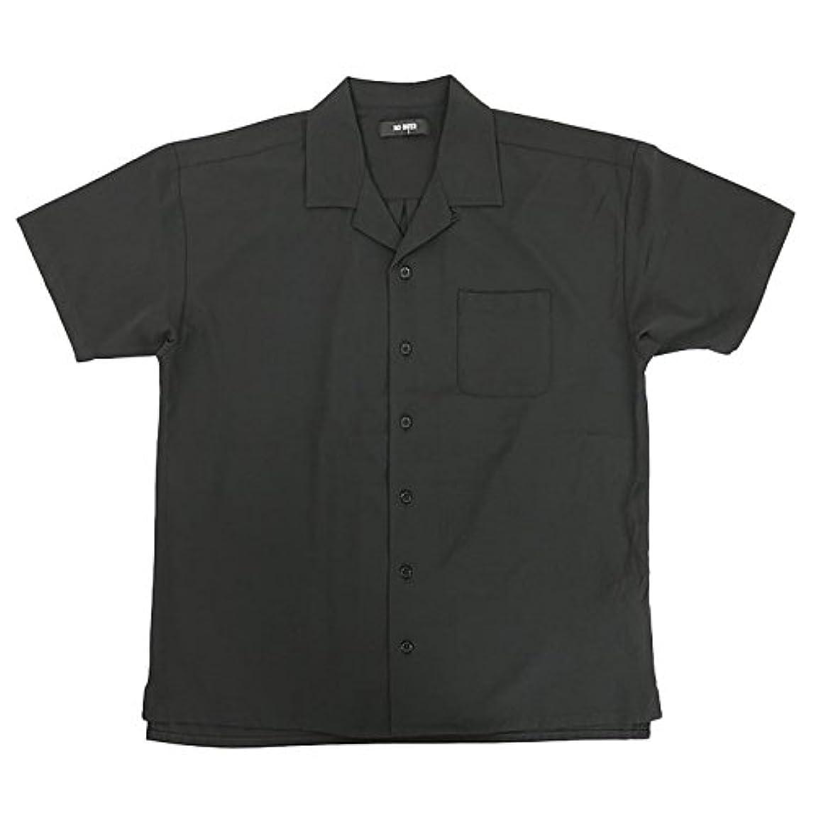 カウボーイ水陸両用東(ノーバイター NOBiTER) オープンカラーシャツ nbt182031