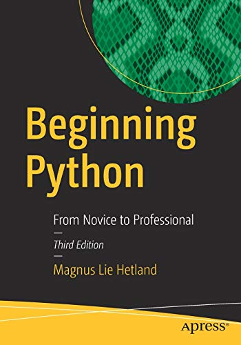 Download Beginning Python: From Novice to Professional 1484200292