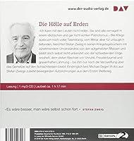 Aus den Kriegstagebuechern 1914-1918: Lesung mit Michael Degen (1 mp3-CD)
