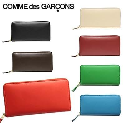 (コムデギャルソン) COMME des GARCONS コムデギャルソン 財布 COMME des GARCONS SA0110 CLASSIC LEATHER ラウンドファスナー長財布 選べるカラー[並行輸入品]