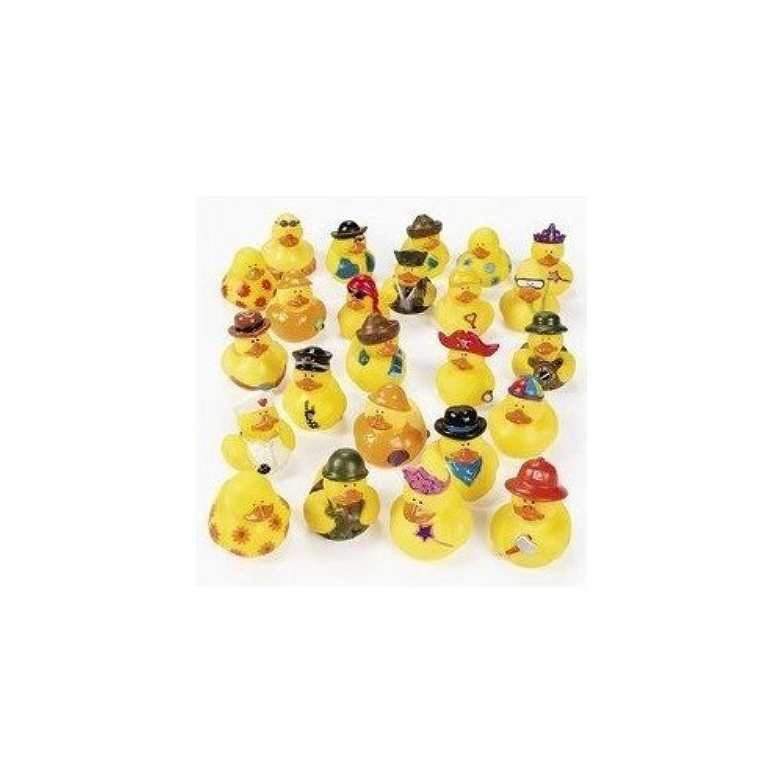 100 pc Mega Rubber Duck Ducky Duckie Assortment おもちゃ [並行輸入品]