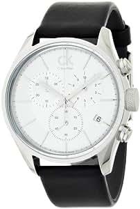 [カルバンクライン]CALVIN KLEIN 腕時計 Masculiney(マスキュリン) Chronograph Gent(クロノグラフ ジェント) K2H27120 メンズ 【正規輸入品】
