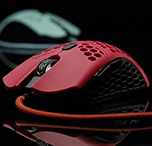 Finalmouse Air58 Ninja - Cherry Blossom Red (Red)