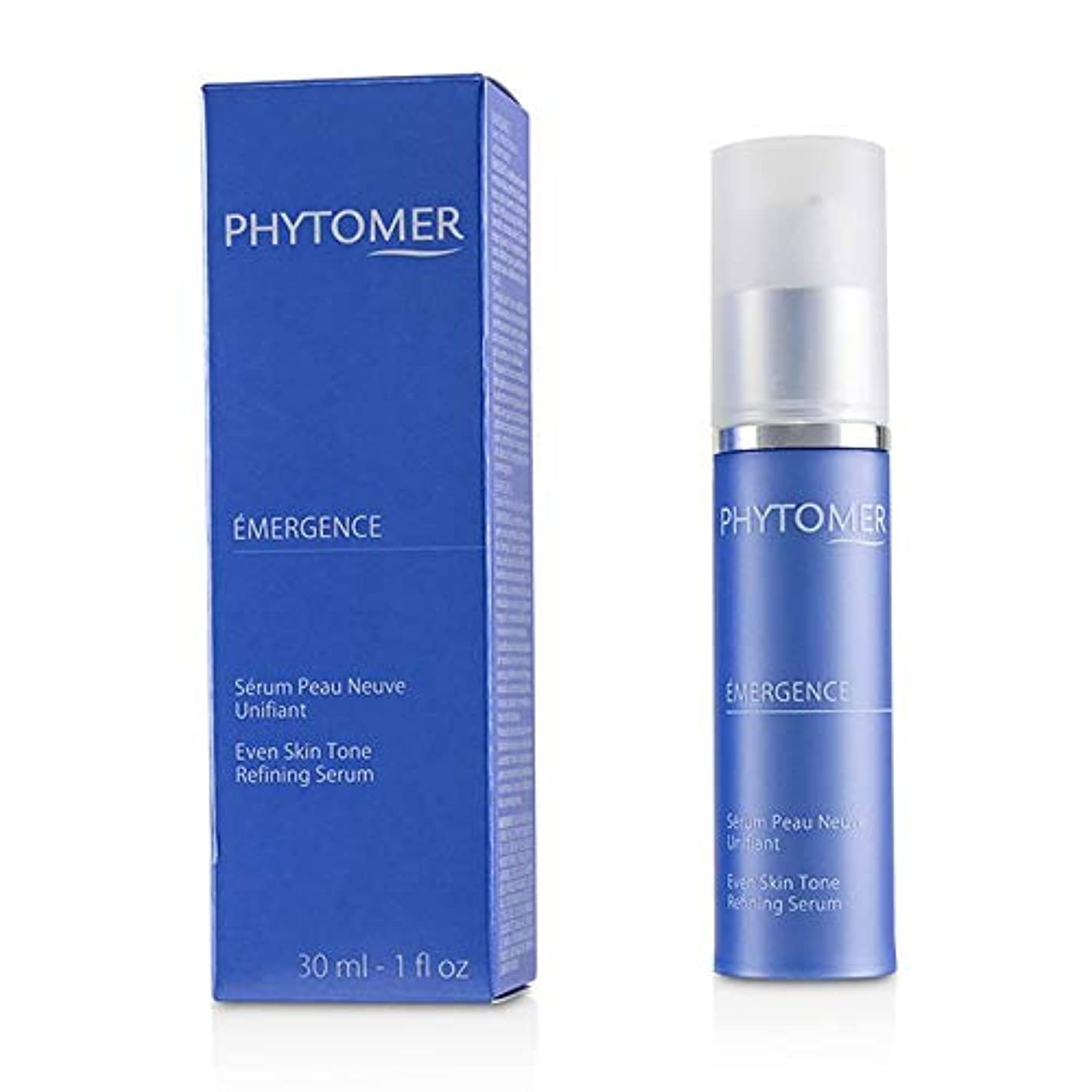 無駄に誓う恐怖症Phytomer Emergence Even Skin Tone Refining Serum 30ml並行輸入品