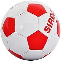 耐久性トレーニングとサッカーボールPlaying With Aポンプfor Youths、サイズ4