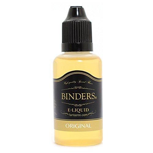 BINDERS 電子タバコ・VAPE用リキッド30ml