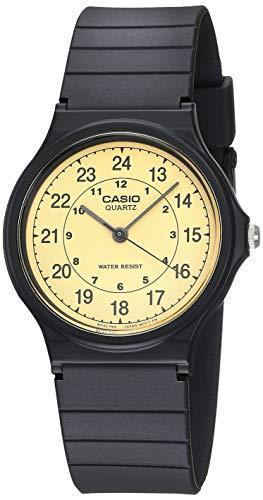 腕時計 スタンダード アナログウォッチ MQ-24-9B ブラウン メンズ[逆輸入] カシオ