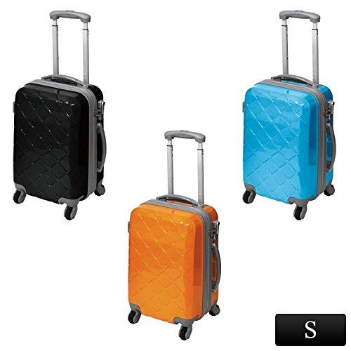 スーツケース キャリーケース レジェンド CHワッフル キャリーケース S 05-5166(スカイブルー)