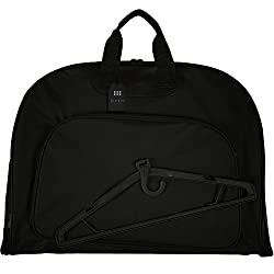 GLEVIO(グレヴィオ) ガーメントバッグ 防水 型くずれ防止 ポケット付き ガーメントケース メンズ
