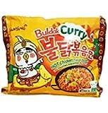 ブルダック炒め麺 カレー味 カレーブルダック炒め麺 140gx5 激辛チキンカリー味