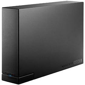 アイ・オー・データ機器 USB 3.0/2.0 外付型ハードディスク ブラック 2.0TB HDCL-UT2.0K