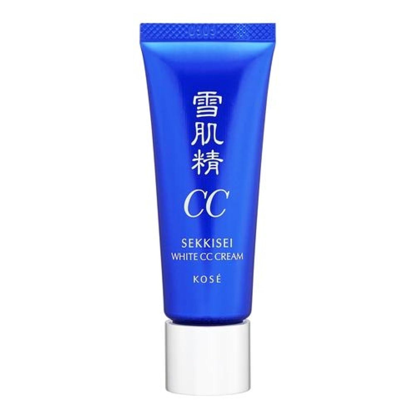 イヤホンのヒープフェデレーションコーセー 雪肌精 ホワイト CCクリーム 01 ライトオークル 26ml [並行輸入品]