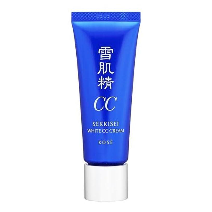 投資ヒョウアジャコーセー 雪肌精 ホワイト CCクリーム 01 ライトオークル 26ml [並行輸入品]