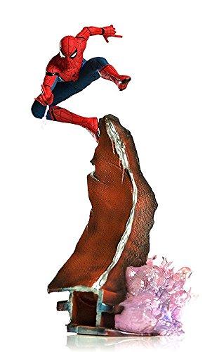 スパイダーマン ホームカミング スパイダーマン 1/10 バトルジオラマシリーズ アートスケール スタチュー