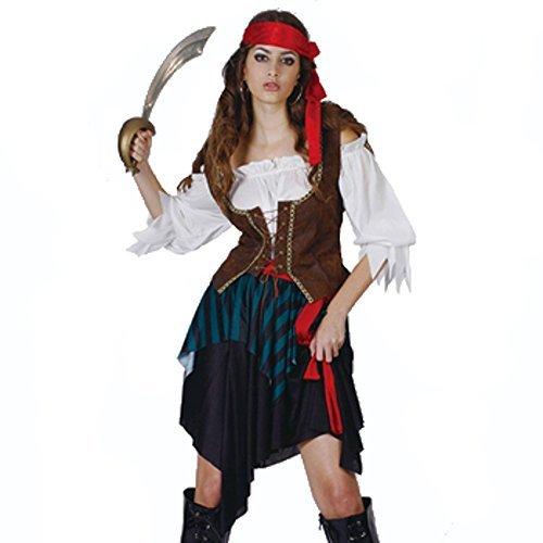 パイレーツ オブ カリビアン カリブ 海賊 コスチューム レディース