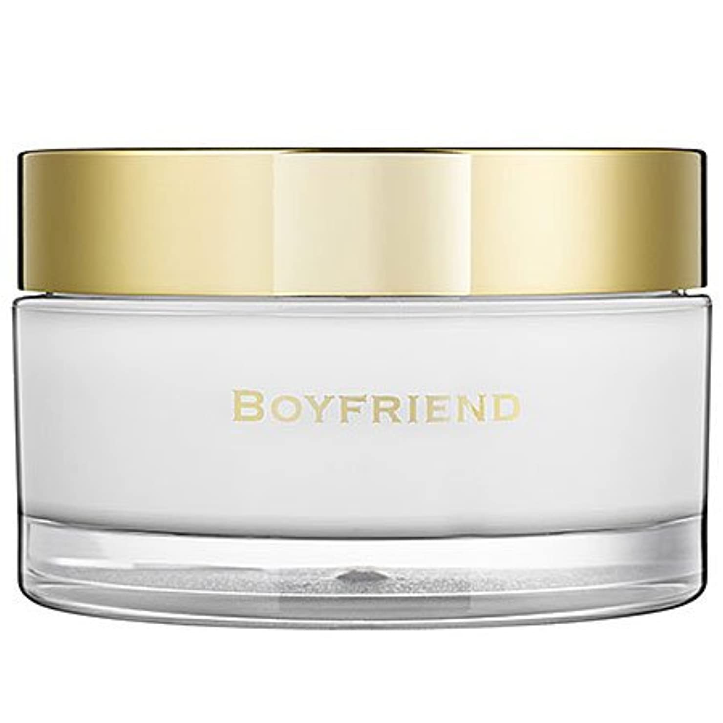 バインドしょっぱい必要性Boyfriend (ボーイフレンド) 6.7 oz (200ml) Body Cream by Kate Walsh for Women