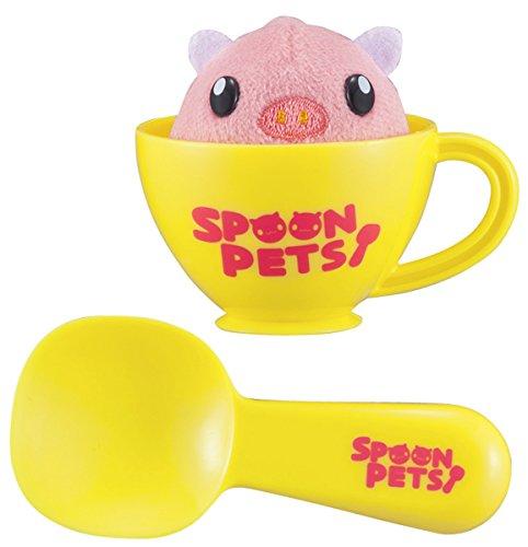 SPOON PETS スプーンペット サン ピギー(ぶた)