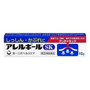 【指定第2類医薬品】アレルギールSK 10g ※セルフメディケーション税制対象商品