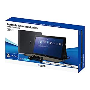 【Amazon.co.jp限定】Portable Gaming Monitor for PlayStation®4(ポータブルゲーミングモニター)【追加保証1年付き】