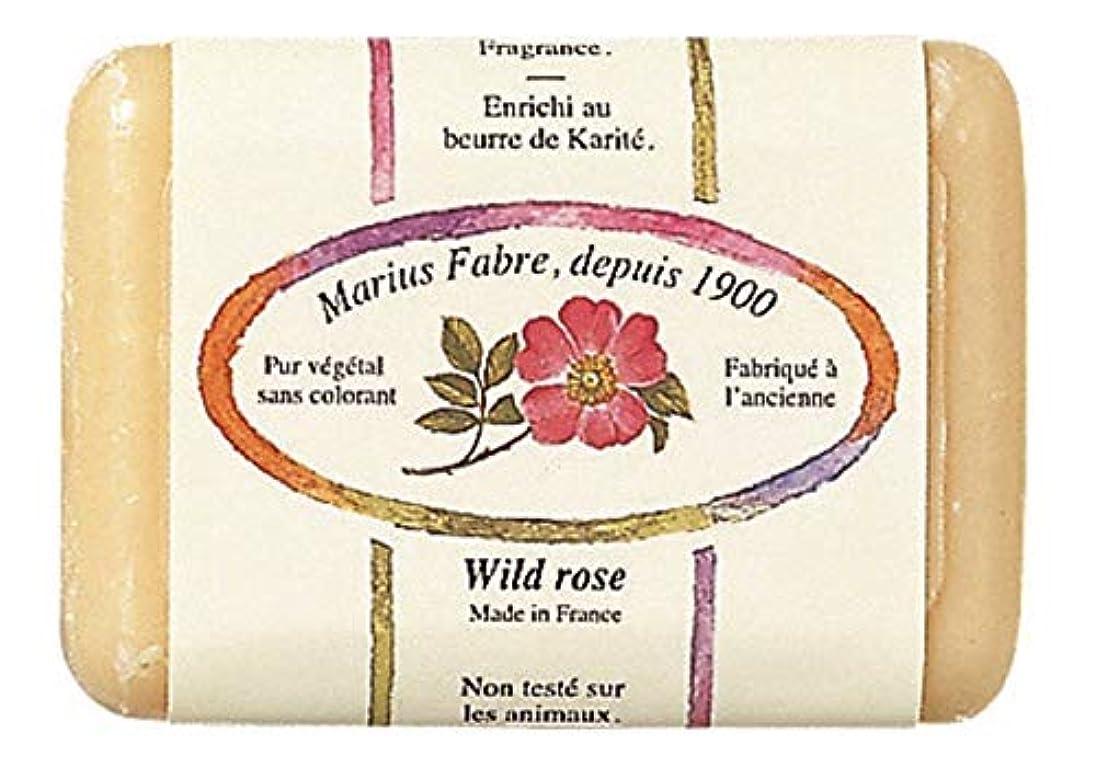 例から承認サボン ド マルセイユ ワイルドローズ 150g