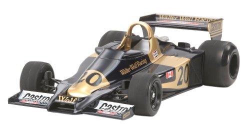 タミヤ 1/20 グランプリコレクションシリーズ No.64 ウルフ WR1 1977 プラモデル 20064