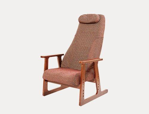 P!NTO CHAIR LIVING 正しい姿勢の習慣用座椅子[brown]