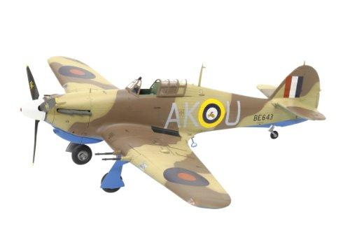 タミヤ イタレリ 1/48 飛行機シリーズ 2726 ホーカー ハリケーン Mk.IIc 38726