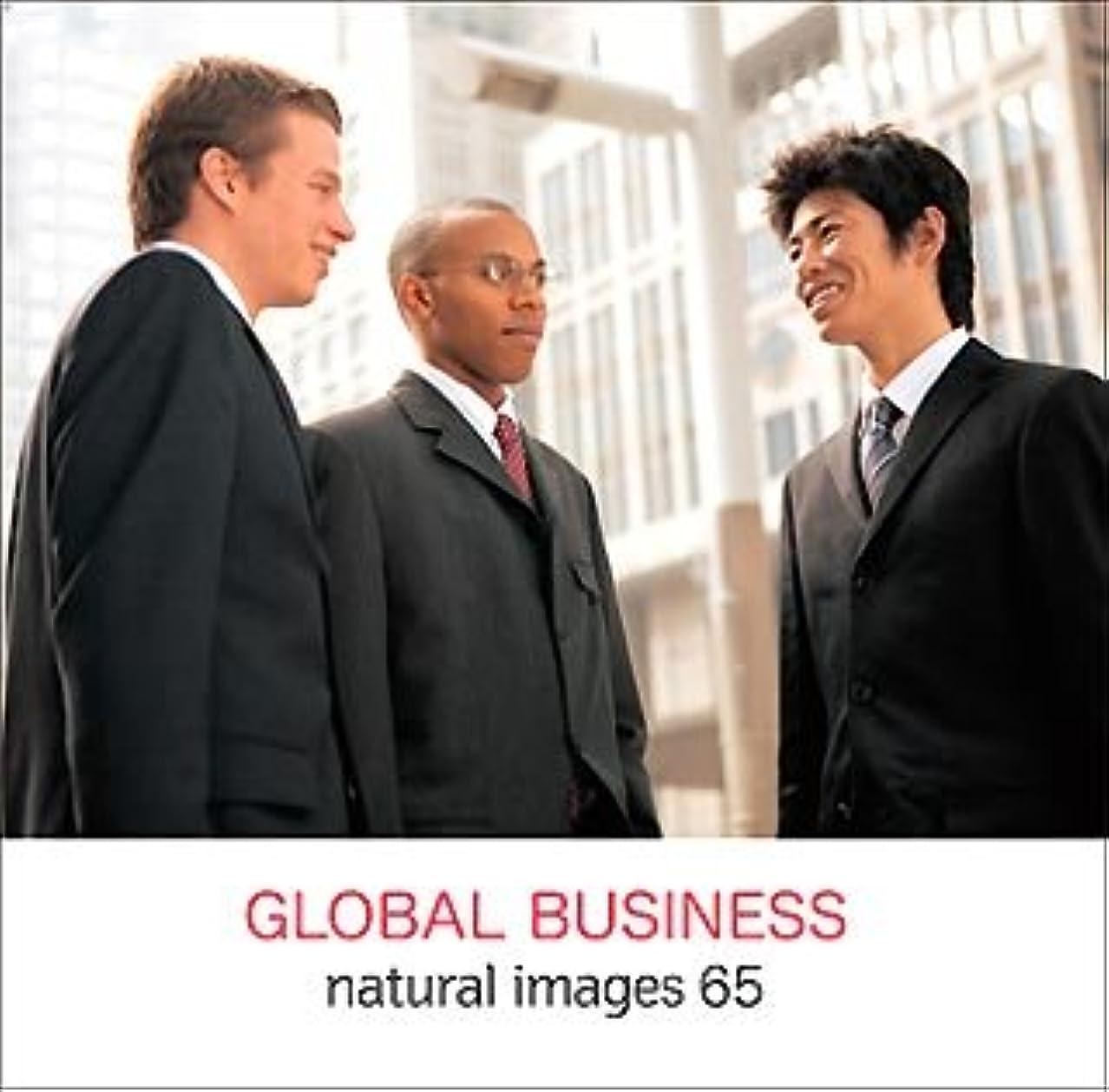 ステッチ味付けマイクロフォンnatural images Vol.65 GLOBAL BUSINESS