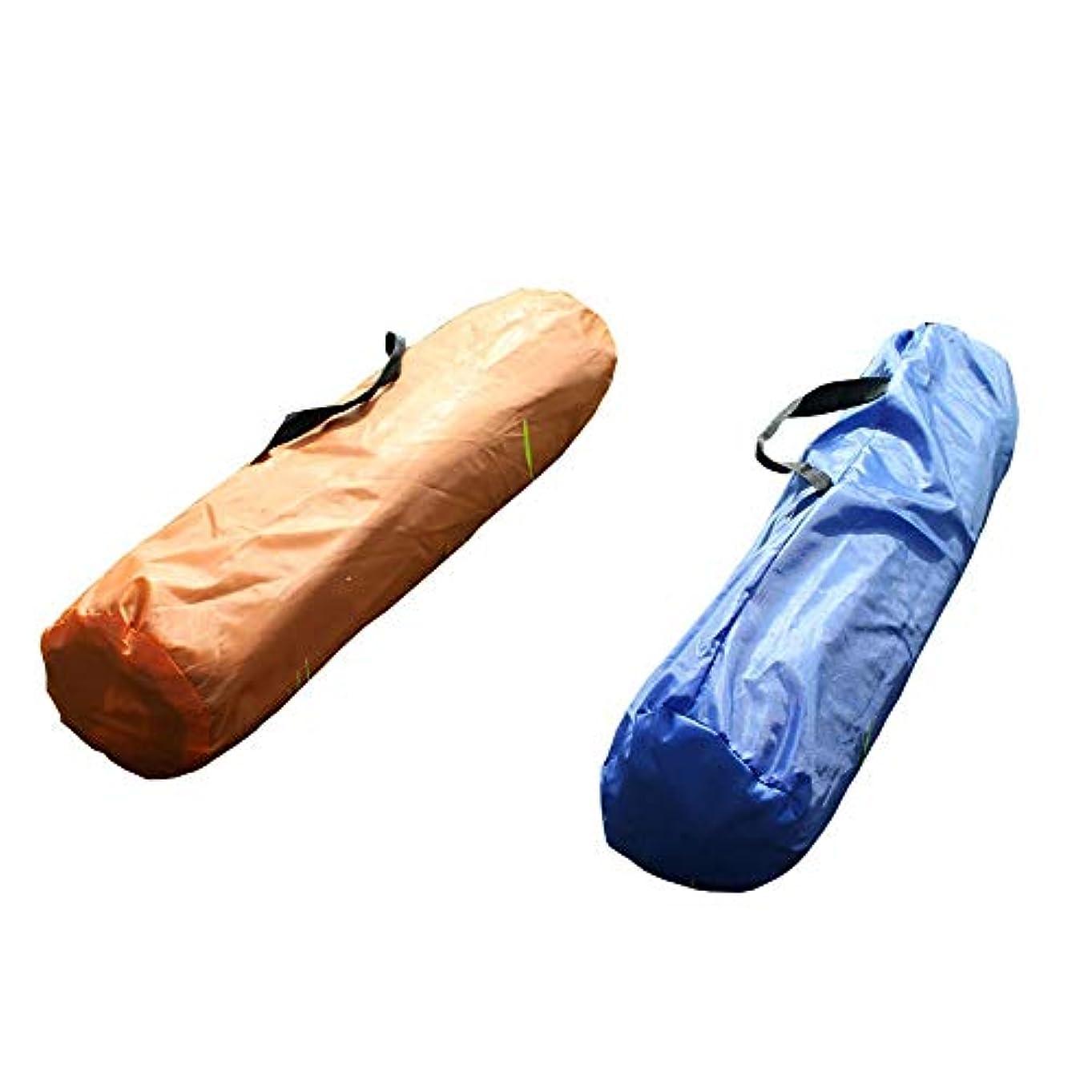 新着社会主義者説教キャンプテント 軽量キャンプバックパックテントスポーツキャンプドームテントシーズン 軽量で便利なテント (Color : Orange)
