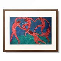 アンリ・マティス Henri Matisse 「ダンス」 額装アート作品