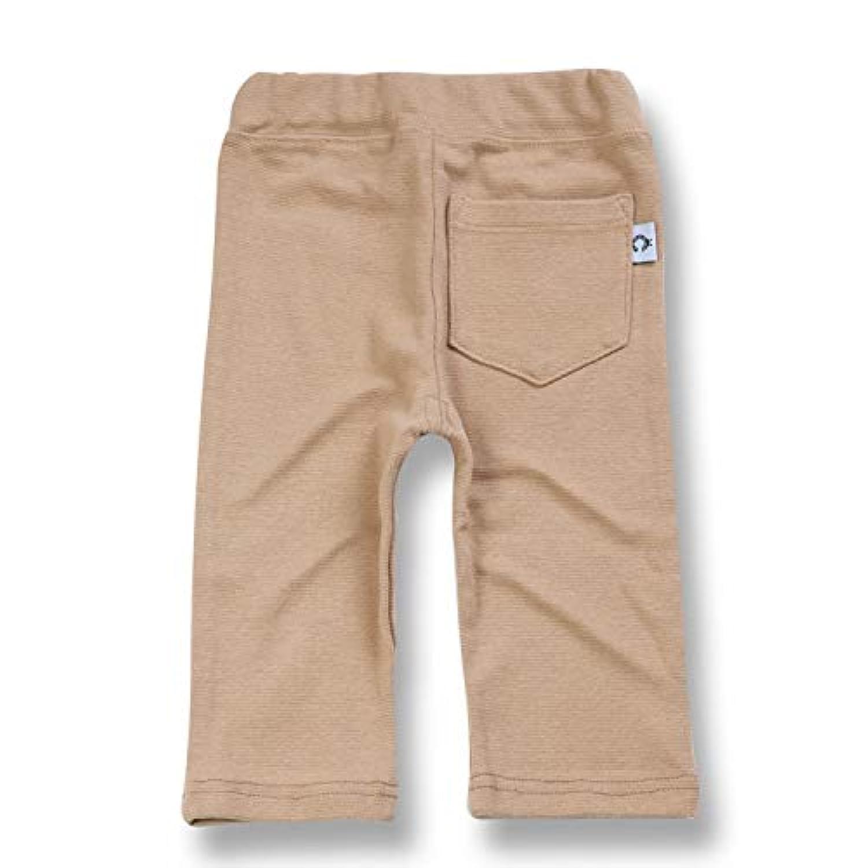 キッズ ボーイズ ガールズ 全20色 6分丈 63ストレートストレッチハーフ パンツ レギパン レギンス パンツ