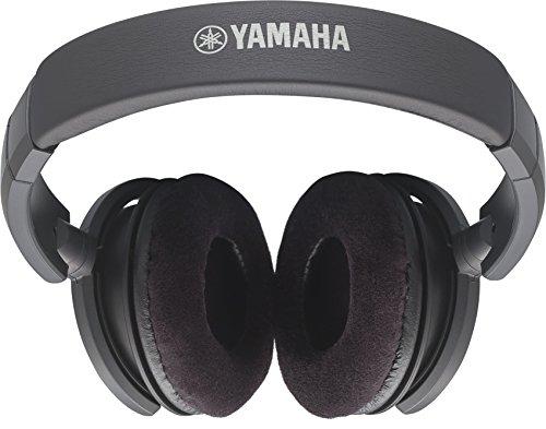 YAMAHAヤマハヘッドホンブラックHPH-150B