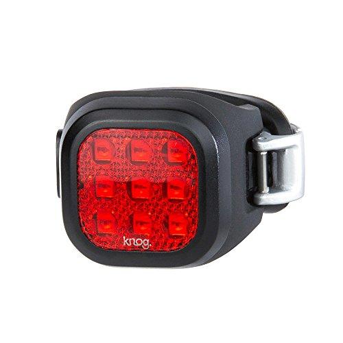 knog(ノグ) 【日本正規品 /2年間保証】 IP67等級防水防塵 BLINDER MINI NINER REAR BLACK