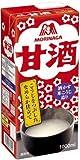 森永製菓 甘酒 1L紙パック 6本入