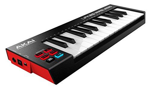 Akai Professional ワイヤレスUSB MIDIキーボード 25鍵 (Mac・PC対応) LPK25 Wireless