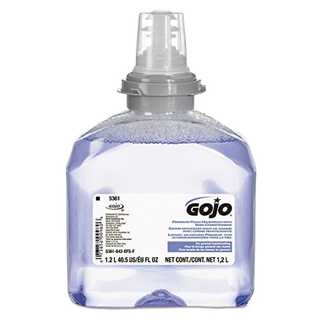 ヒール初期の逆goj536102 – TFX Luxury Foam Hand Wash