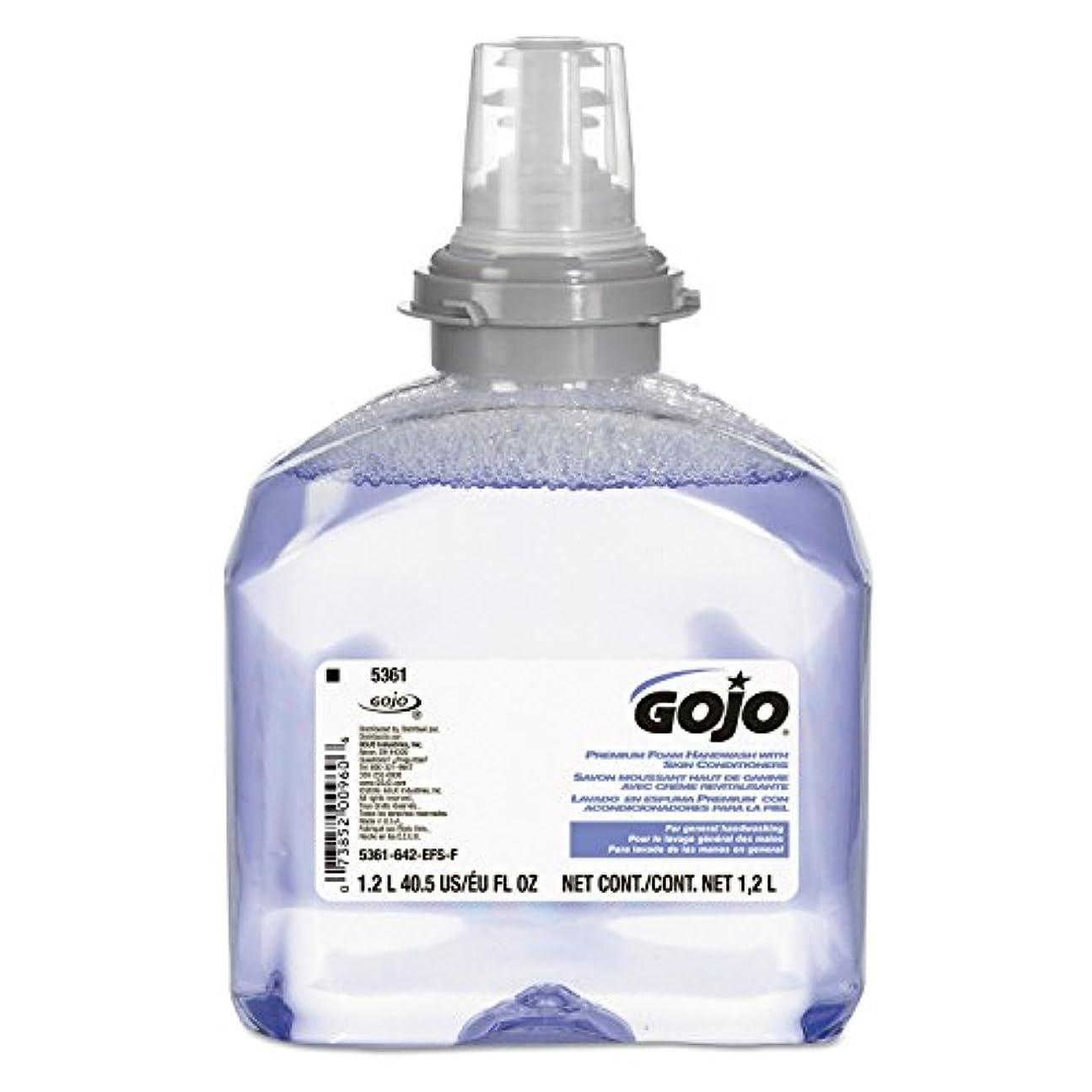 狐シャット高潔なgoj536102 – TFX Luxury Foam Hand Wash