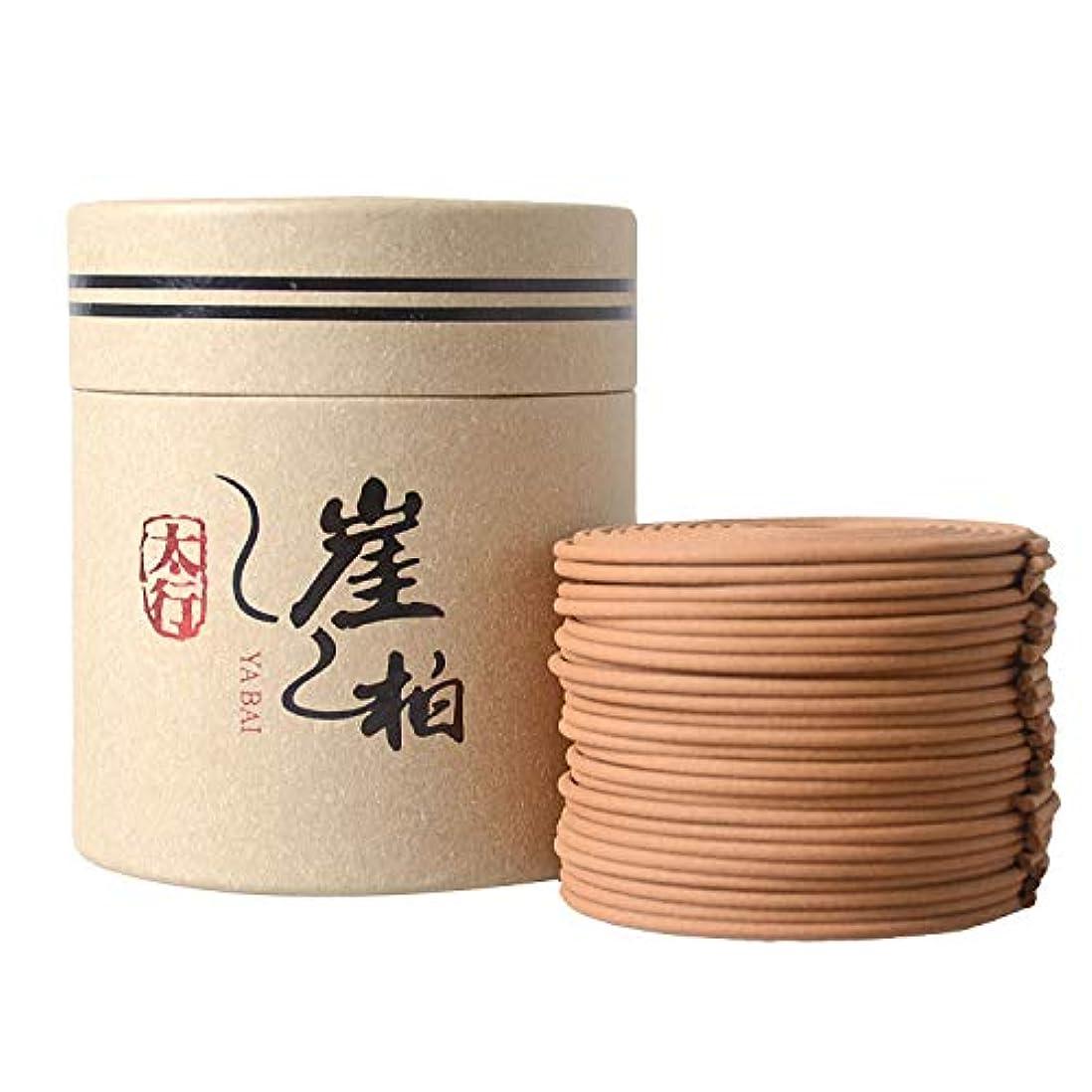 準備したスイお香 養心安神 渦巻きお香 お香アロマ インセンス 自然素材 48盤/箱